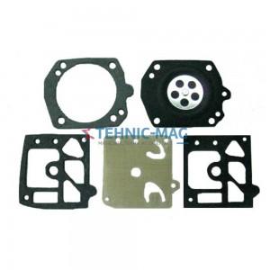 Set membrane carburator Walbro D10HD