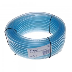 Furtun benzina transparent Fi 6mm