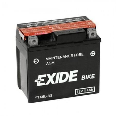 Baterie cu gel Exide 4Ah/12V