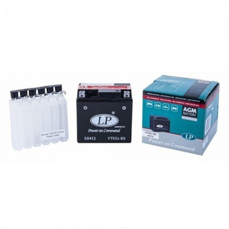 Baterie cu acid Landport  4Ah/12V