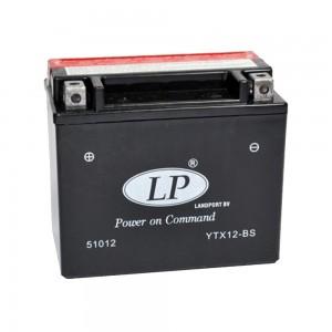 Baterie moto 12v 10ah Landport