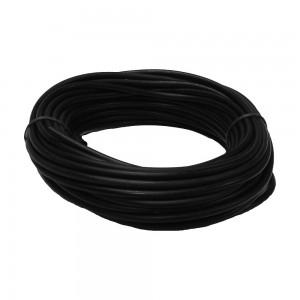 Furtun benzina 3 x 5mm (negru)(1m)