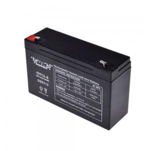 Baterie 6V 12ah cu gel pentru pulverizatoare, jucarii, ups