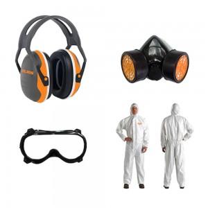 Kit echipament de lucru profesional Atomizor