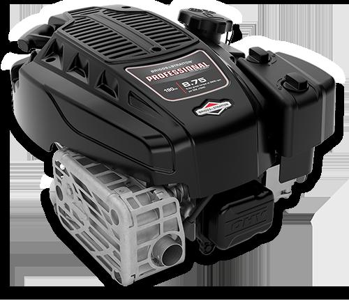 Motor OHV in 4 timpi alimentat cu benzina